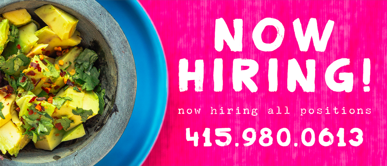 now hiring banner -click for details