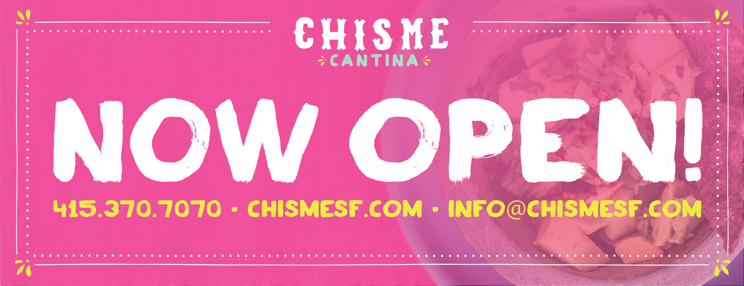 now open banner -click for details