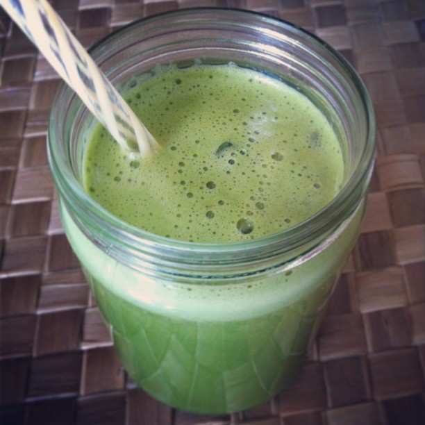 morning green