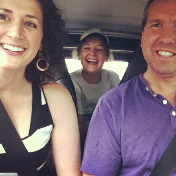 smart car backseat ha!