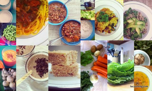 1-vegan food