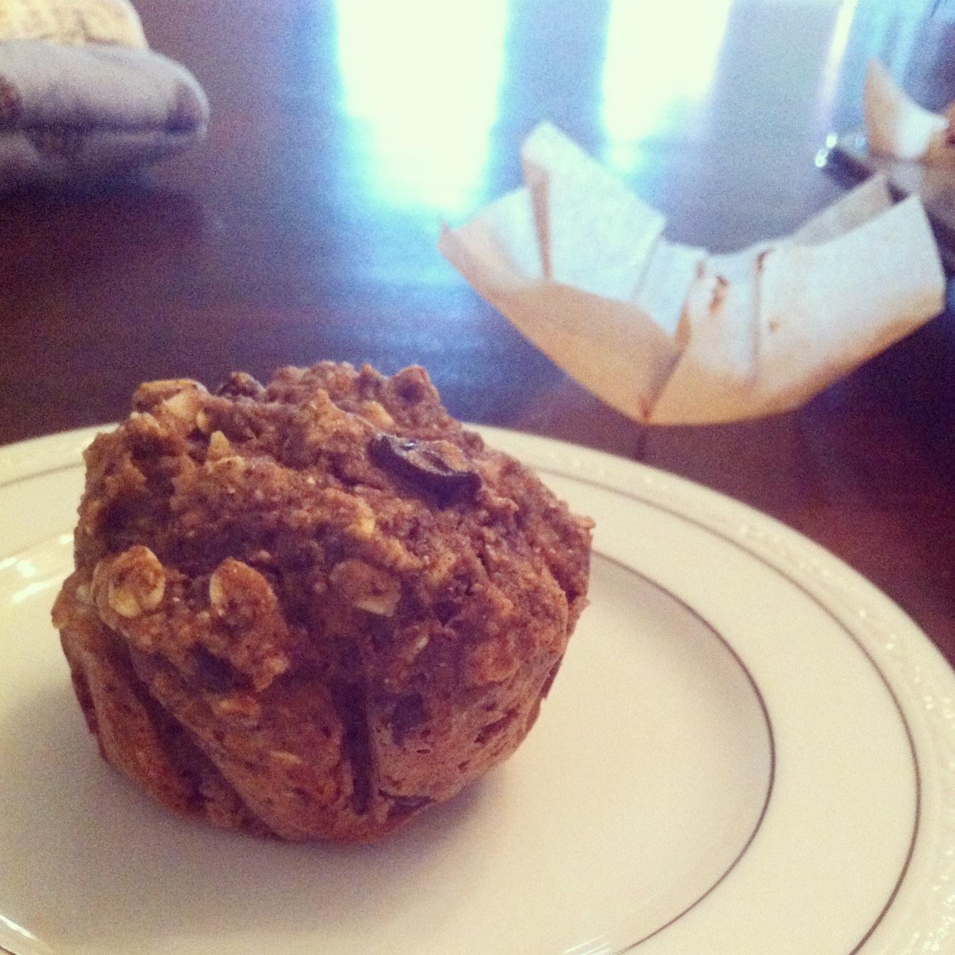 pretty muffin