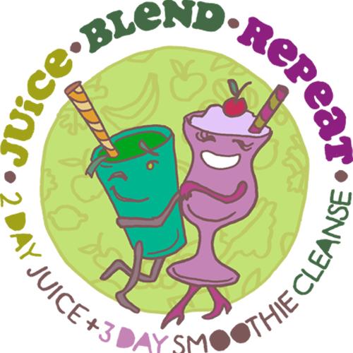 Juice, Blend, Repeat