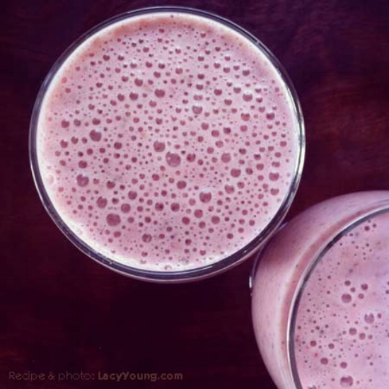 Lacy-Young-Strawberry-Banana-Smoothie