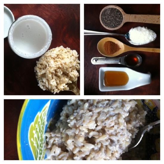 Brown Rice Brekkie