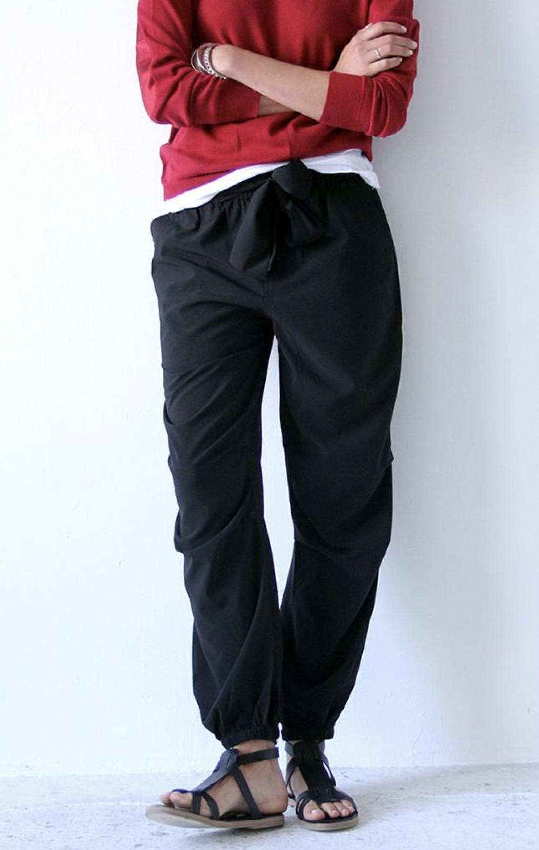 long-haul travel pants