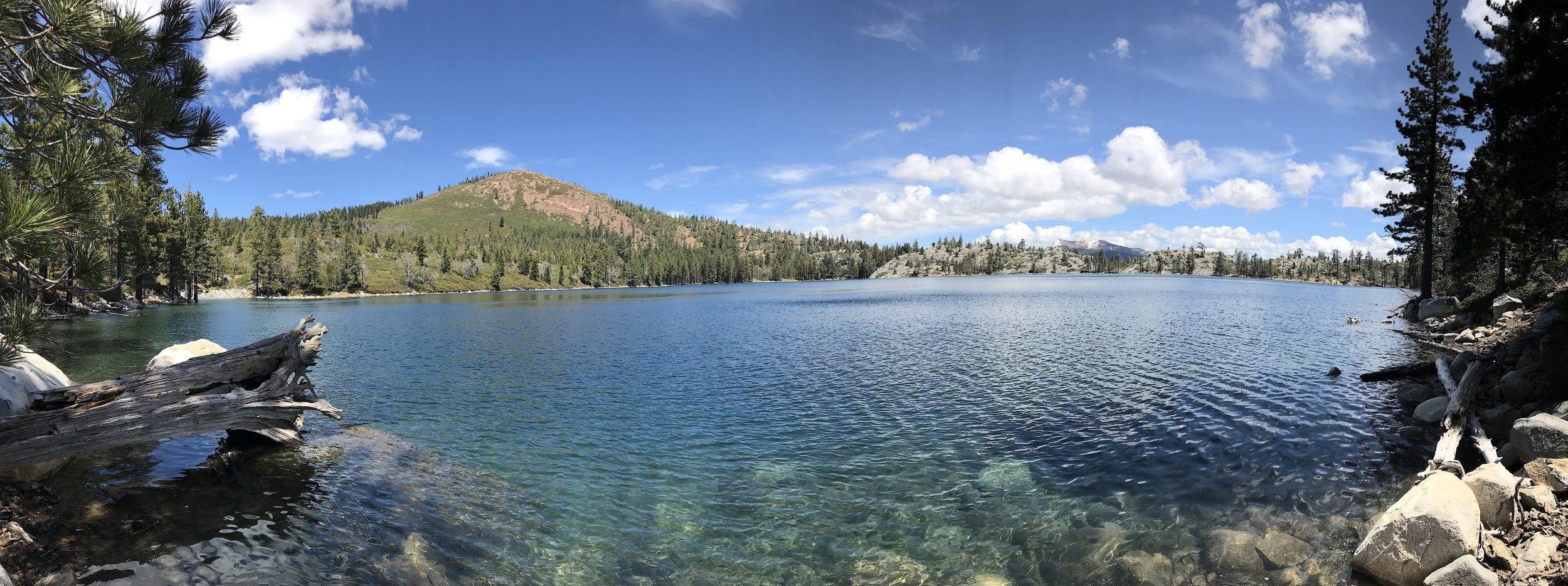 BLUE LAKE, CALIFORNIA