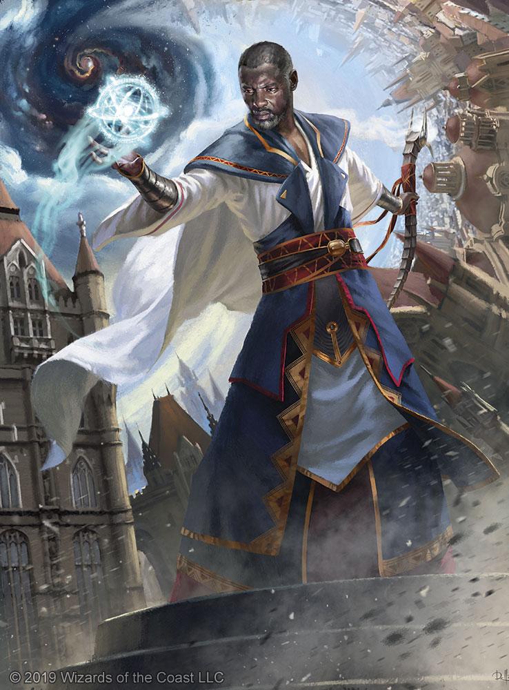 War of the Spark: Teferi, Time Raveler
