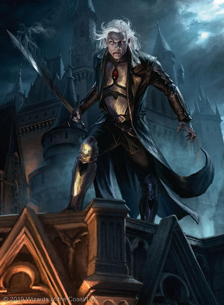Core Set 2020: Sorin, Vampire Lord