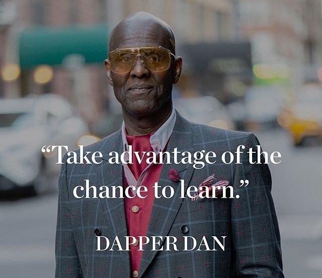 Never stop learning.#mondayinspo #personalstylist #leahbprice #rg @bof