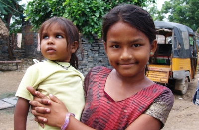 You can provide hope for these orphans in India by partnering in building orphanages for them