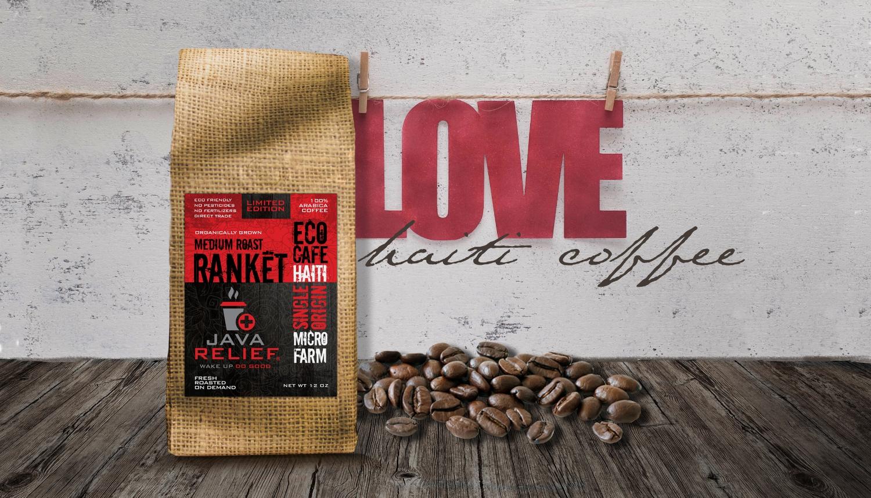 Java Relief Ranquite Haitian Coffee
