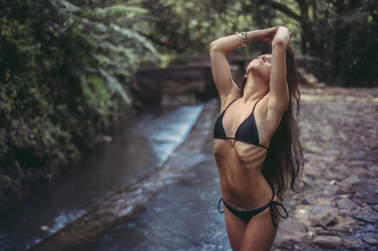 Hawaii Lifestyle Fashion Swimwear Photography