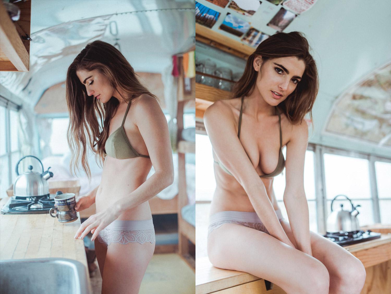San Francisco Fashion Photographer   Milan + Shannon