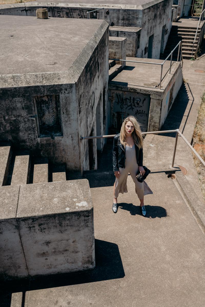 LA Fashion Photographer | Milan + Shannon