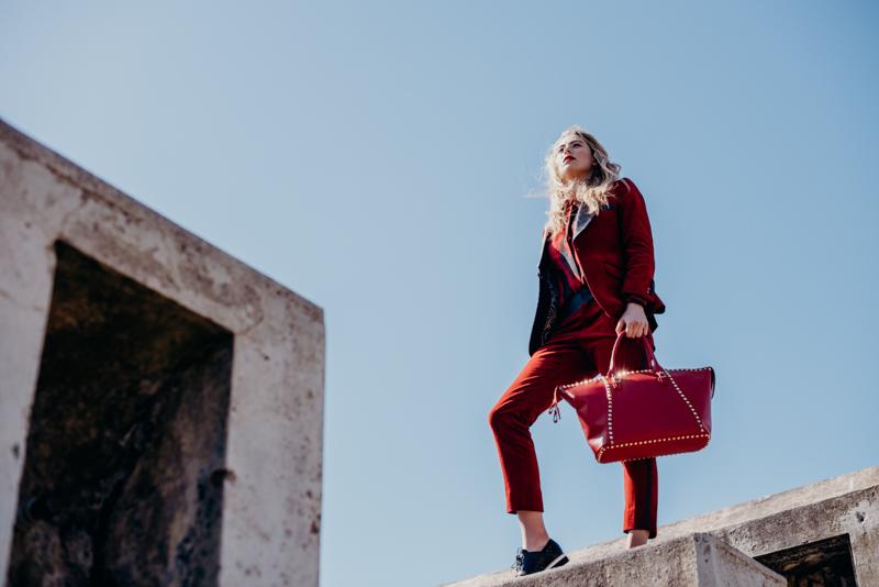 Fall Fashion Editorial
