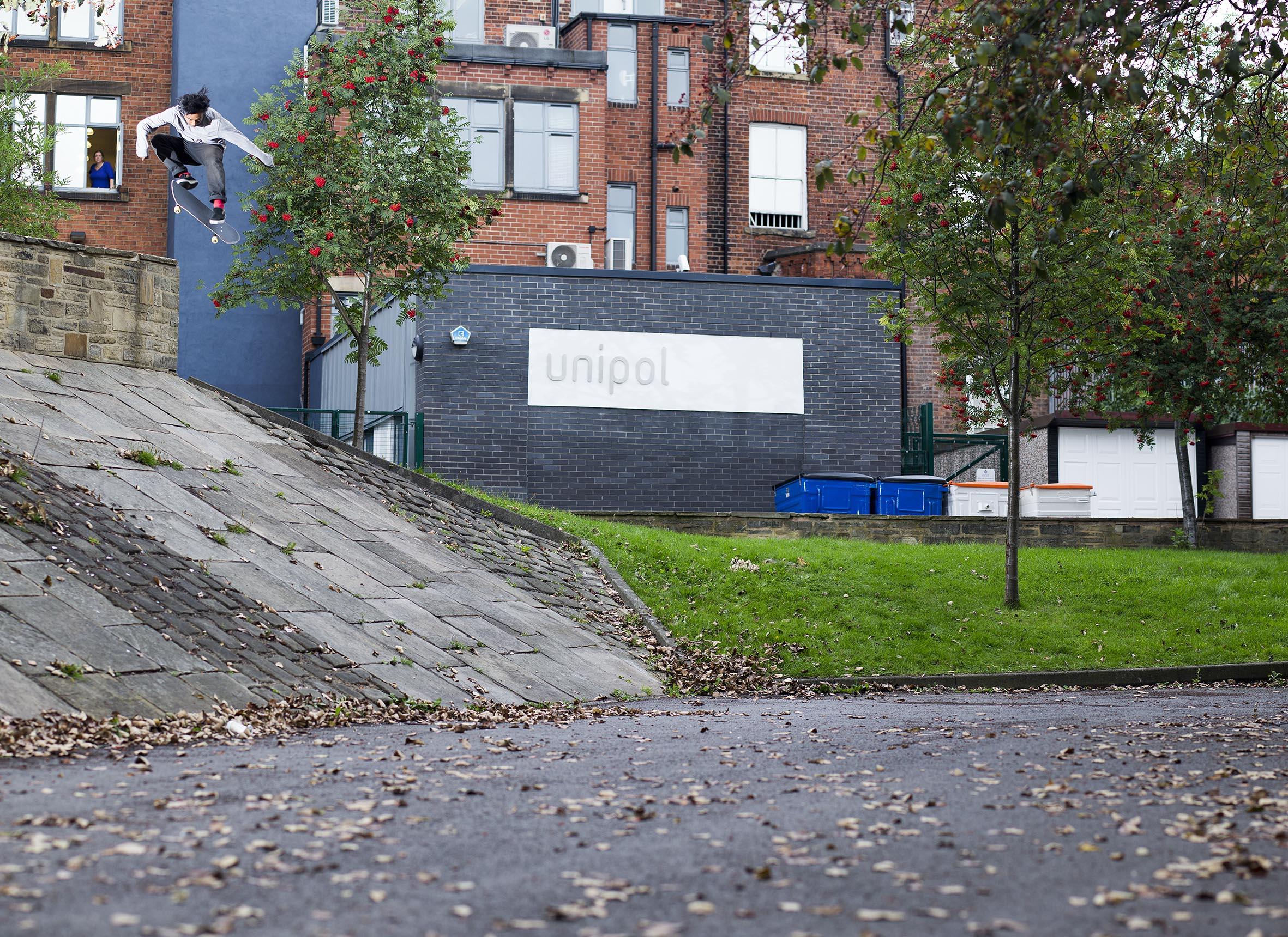 Daryl Dominguez - 360 flip
