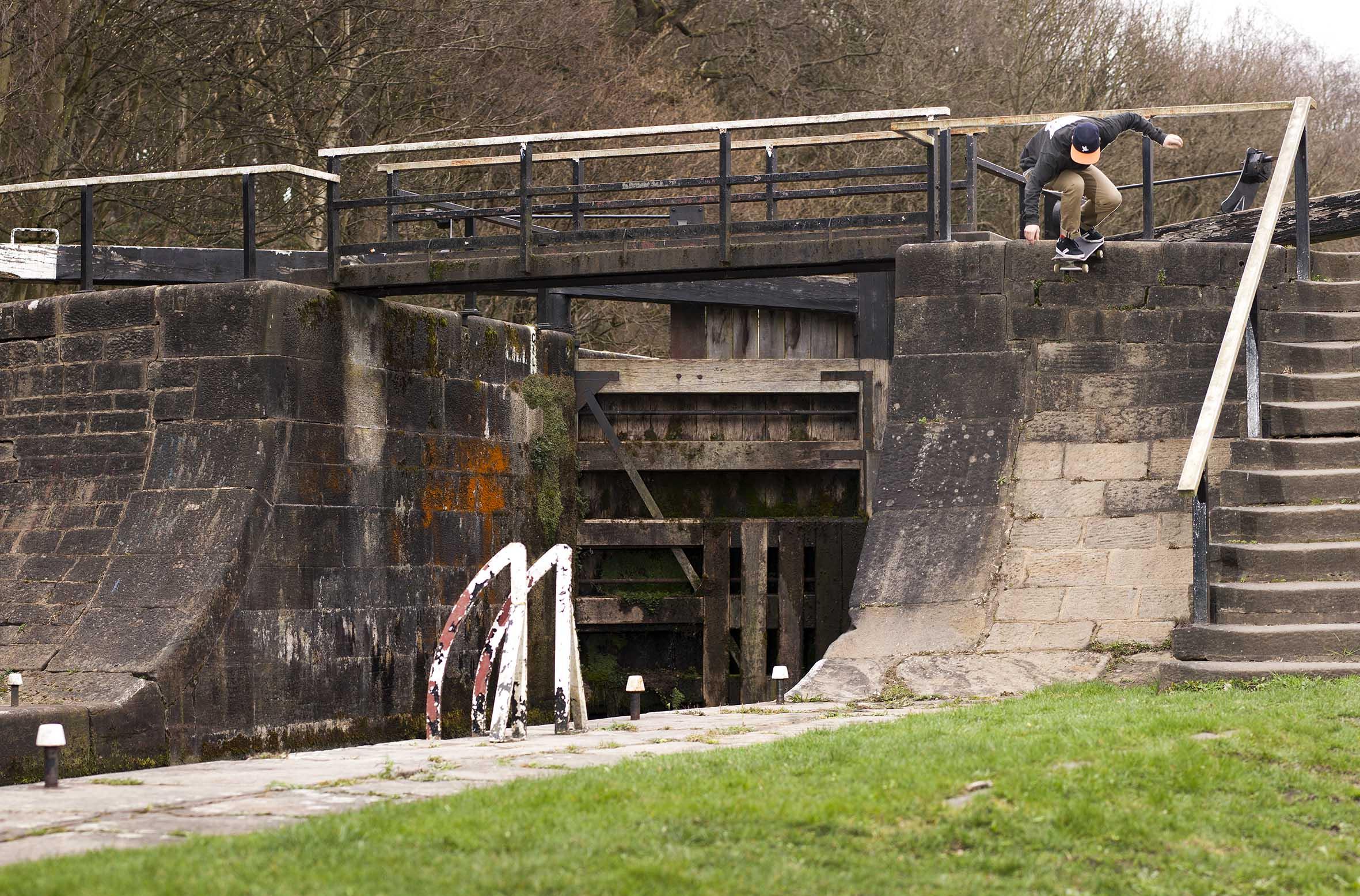 Martyn Hill - drop in