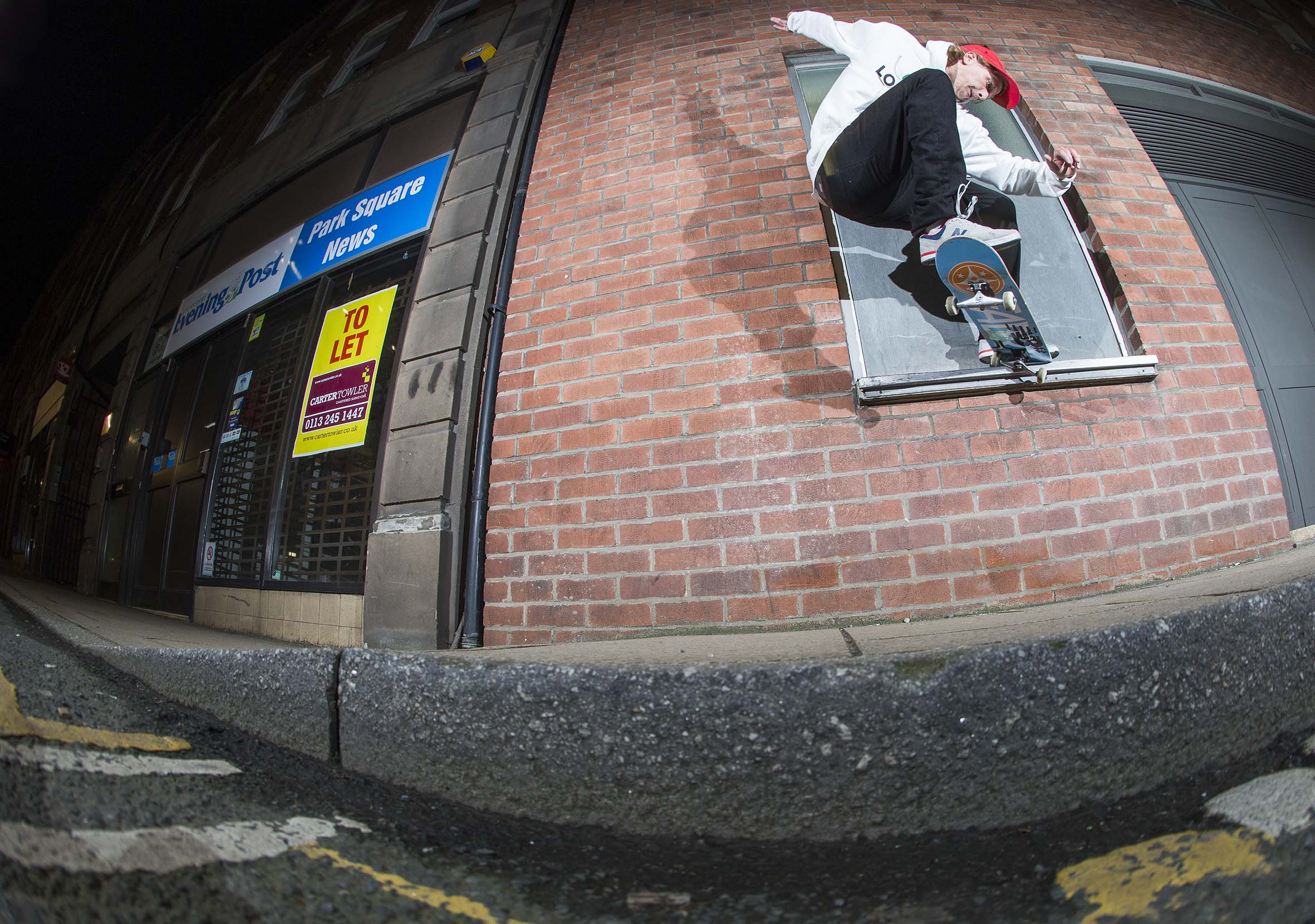Mark Baines - switch crook