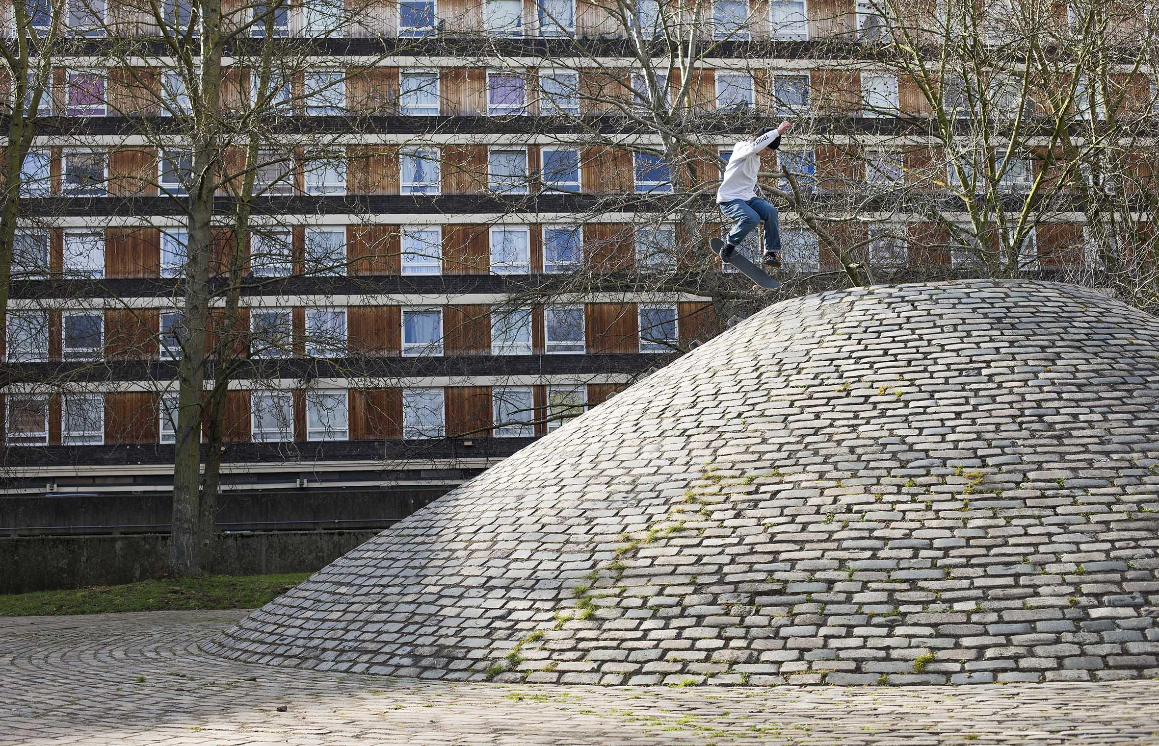 Matlok Bennett-Jones - backside 360