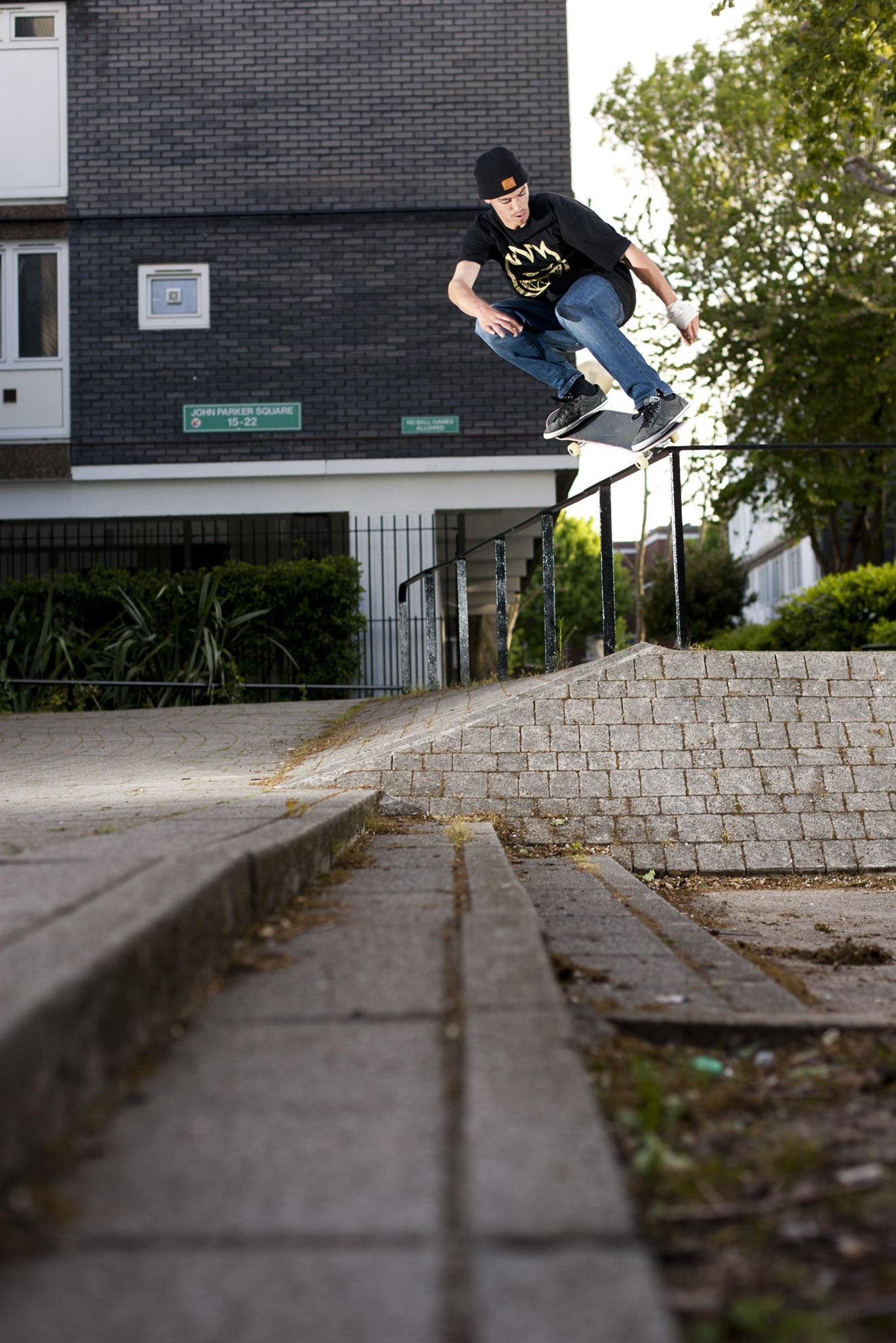 Julian Klein - crook to flat