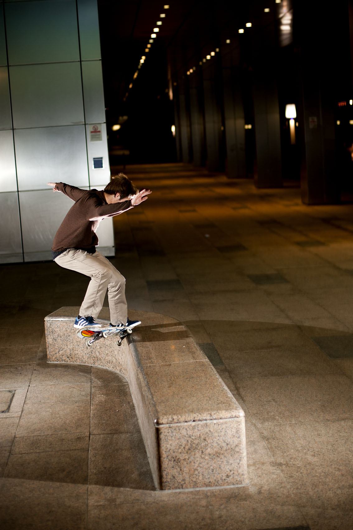 Mark Suciu - fakie front crook