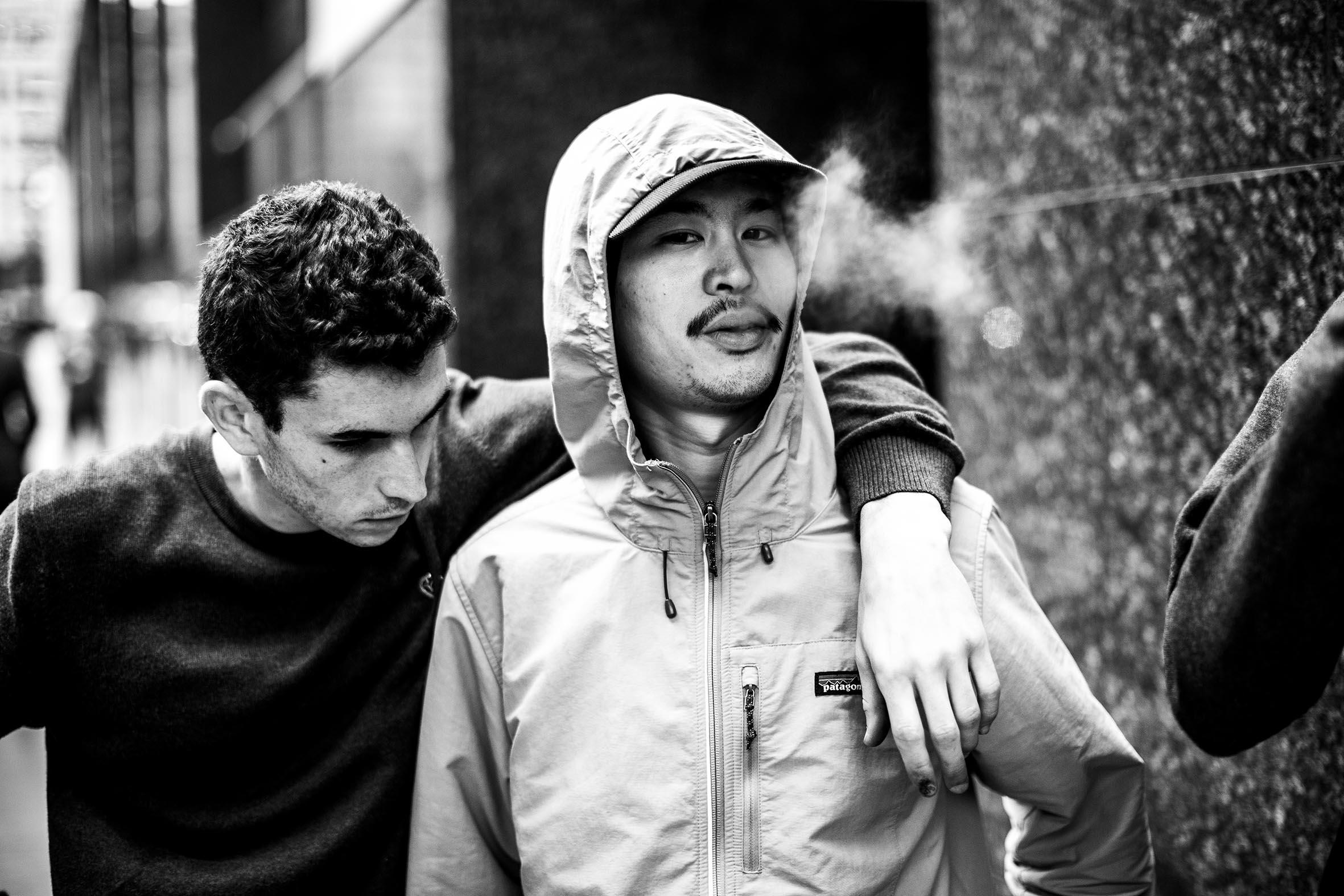 Franky Spears & Justin Albert