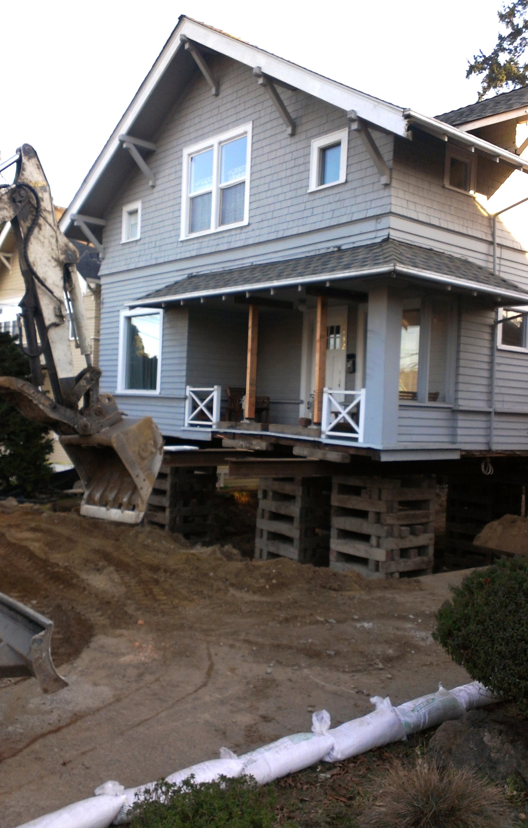 House Raising Foundation Repairseattle Stabilization Inc