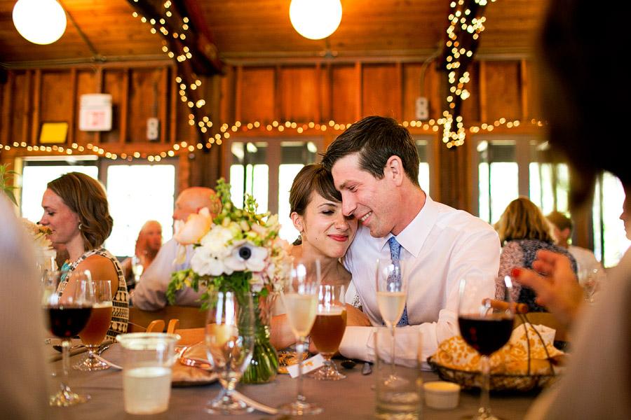 Martha's Vineyard Sailing Camp Wedding