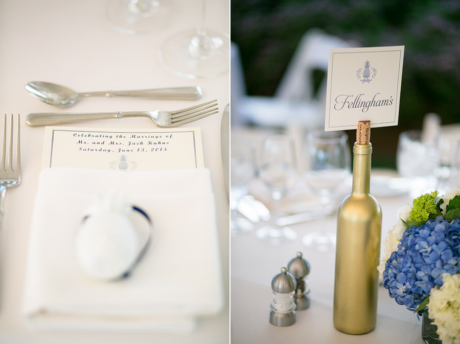 Shelter Harbor Golf Club Wedding