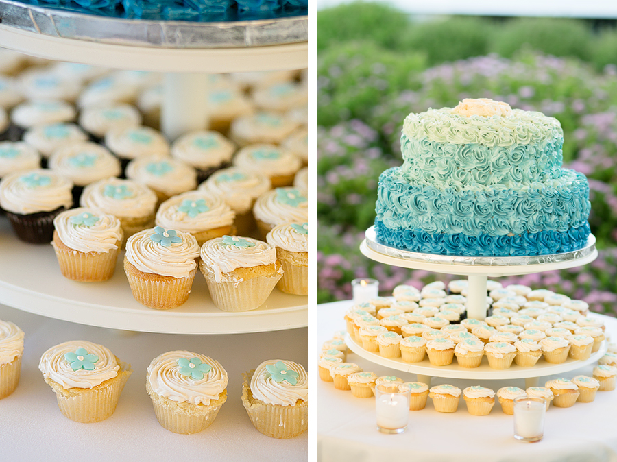 Shelter Harbor Golf Club Summer Wedding