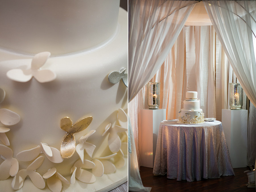Winter State Room Wedding
