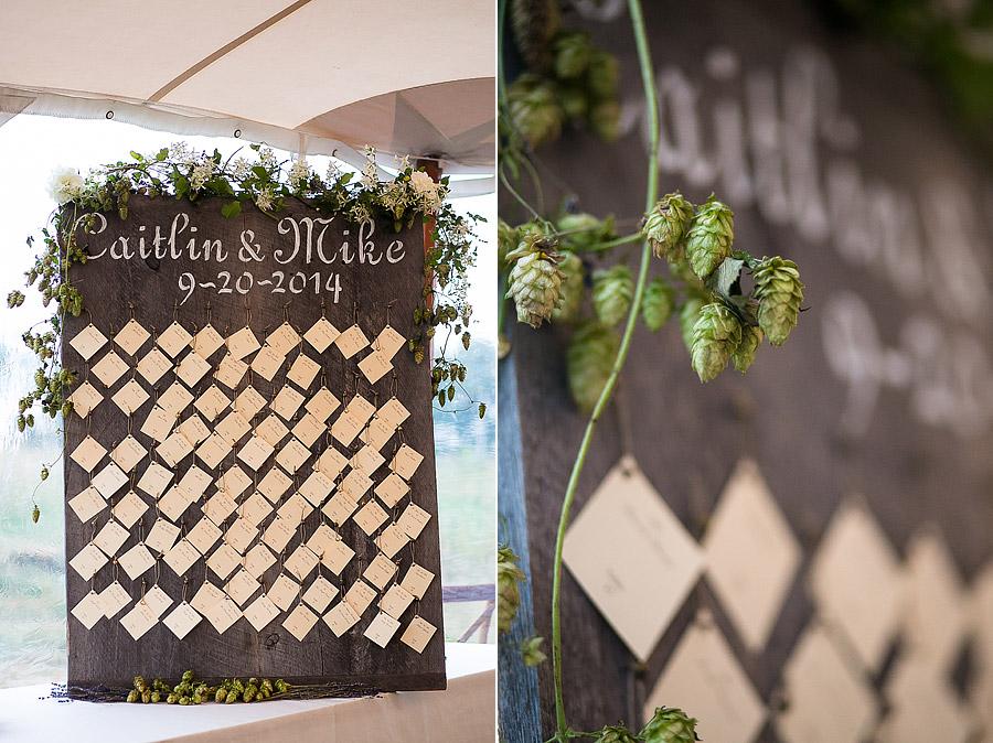 Rustic Fall Laudholm Farm Wedding