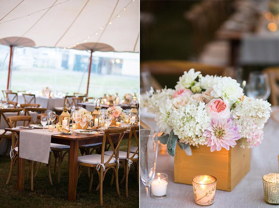 Laudholm Farm Wedding