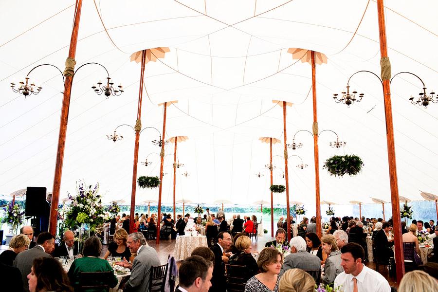Sperry Tents Seacoast Decor