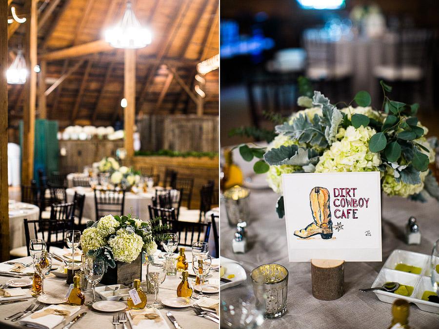 The Inn At the Round Barn Wedding Photos