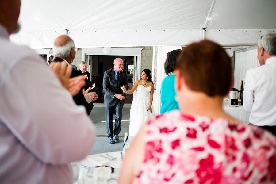 The In on Peaks Island Wedding