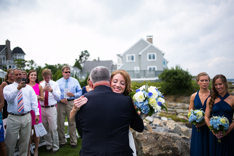 Viewpoint Hotel Summer Wedding
