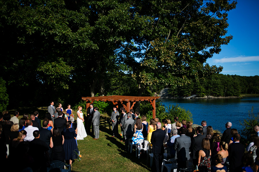 wentworth by the sea wedding ceremony