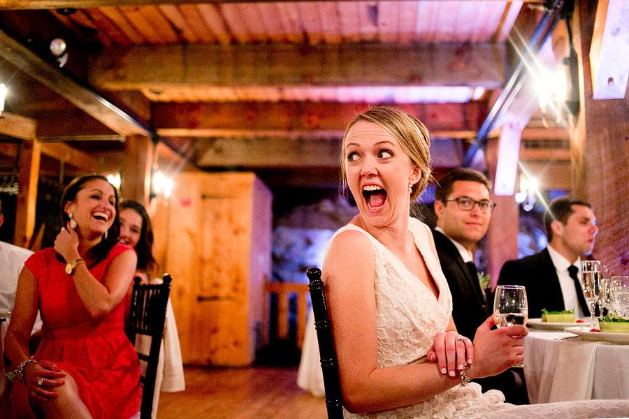 Red Lion Inn Wedding Reception