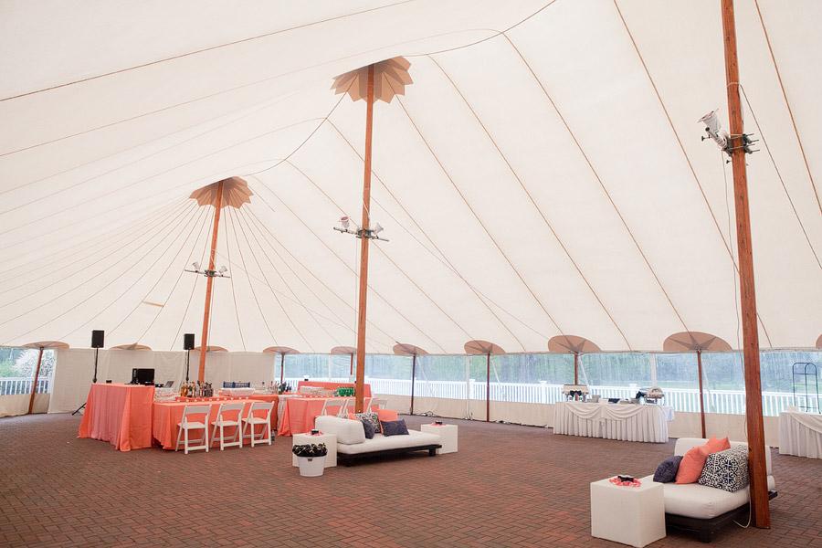 Abenaqui Country Club wedding review