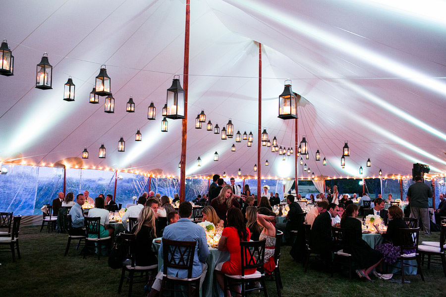 Sperry Tents Seacoast inspiration