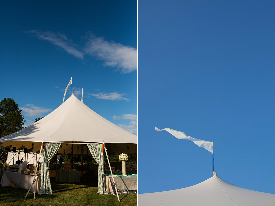 Sperry Tents Seacoast Rye NH