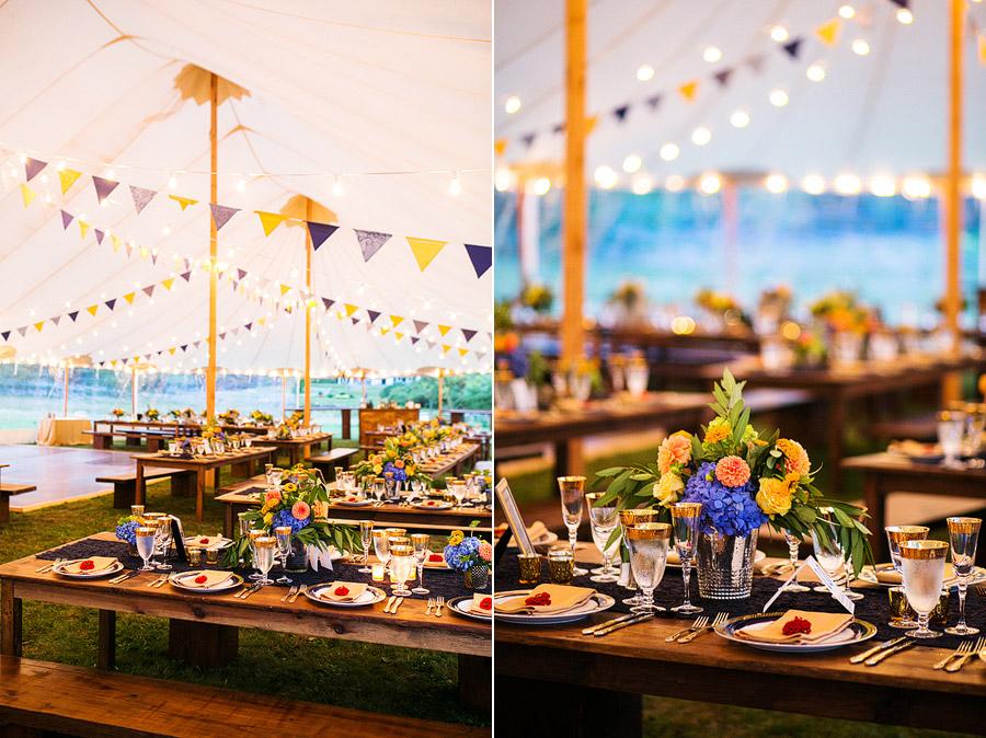 Sperry Tents Codman Estate Wedding