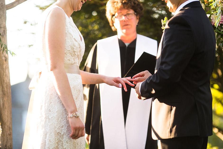Red Lion Inn Wedding Vows