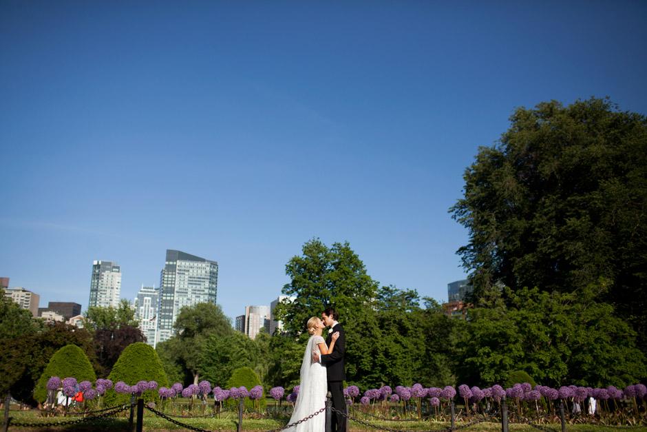 Fairmont Copley Plaza Wedding
