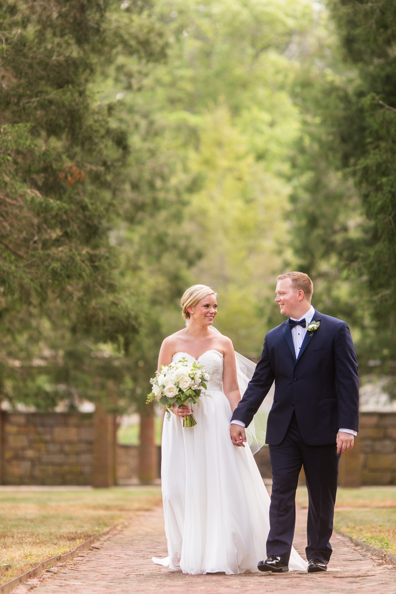 turner hill wedding image