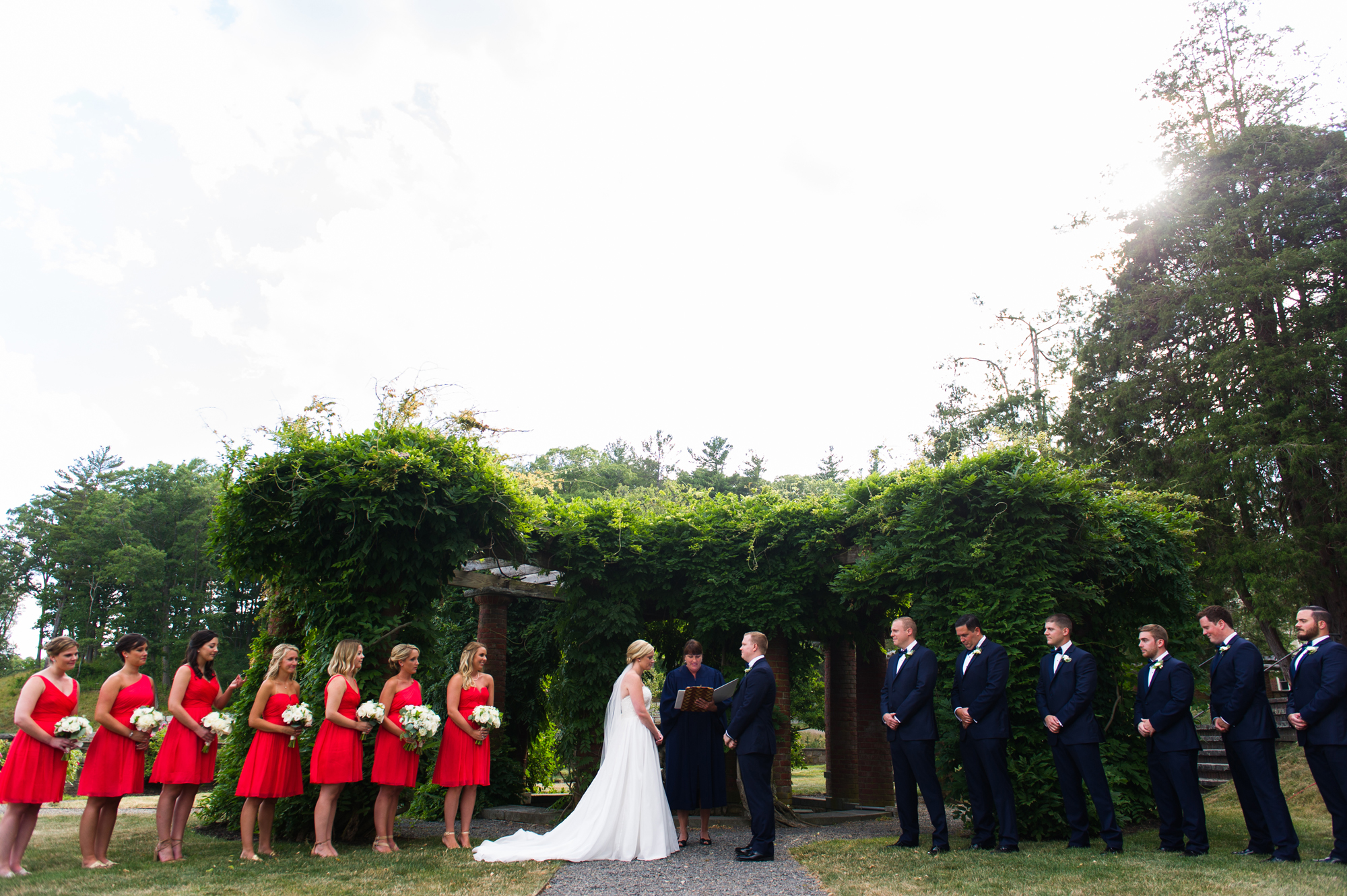 turner hill wedding