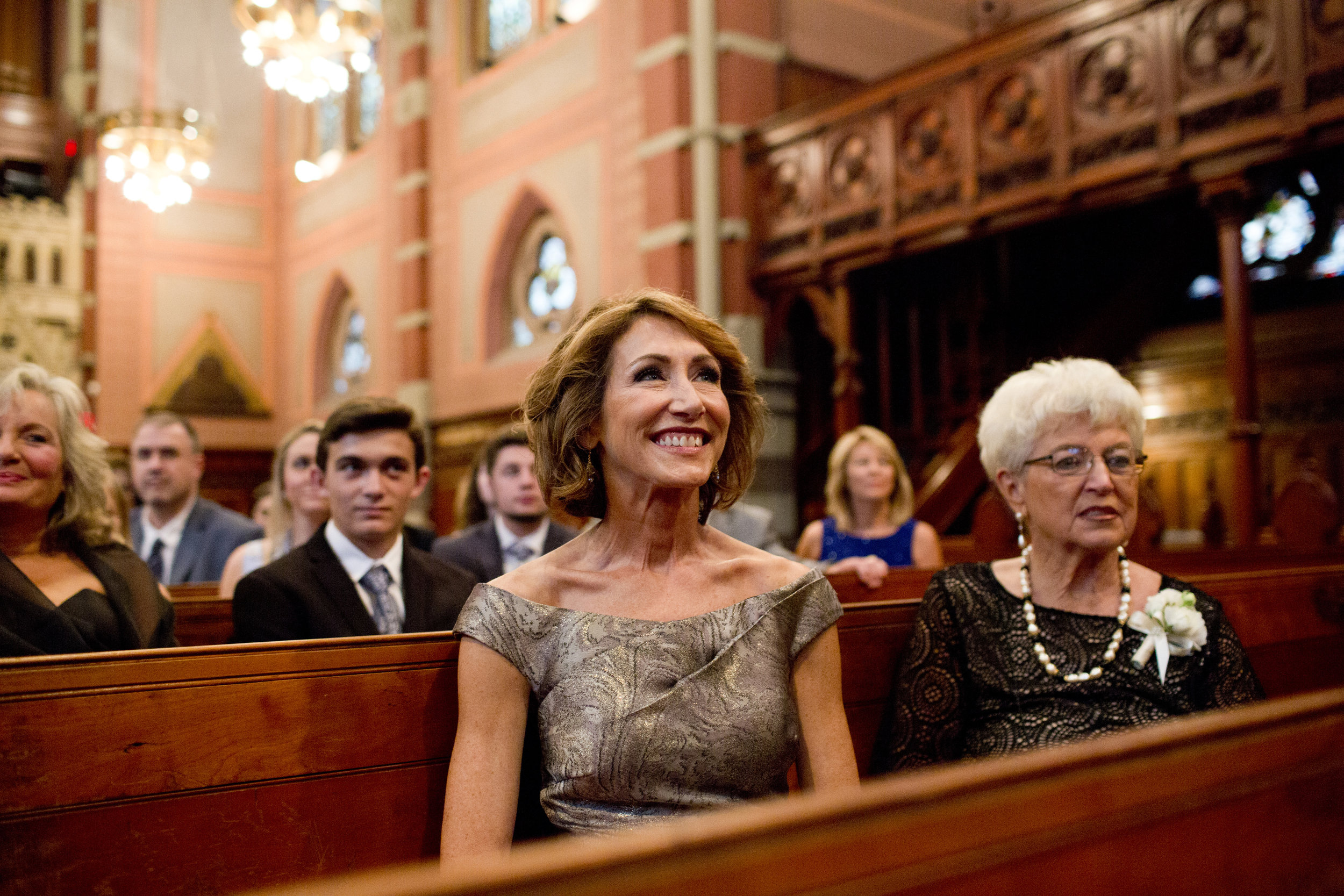 old south church wedding ceremony