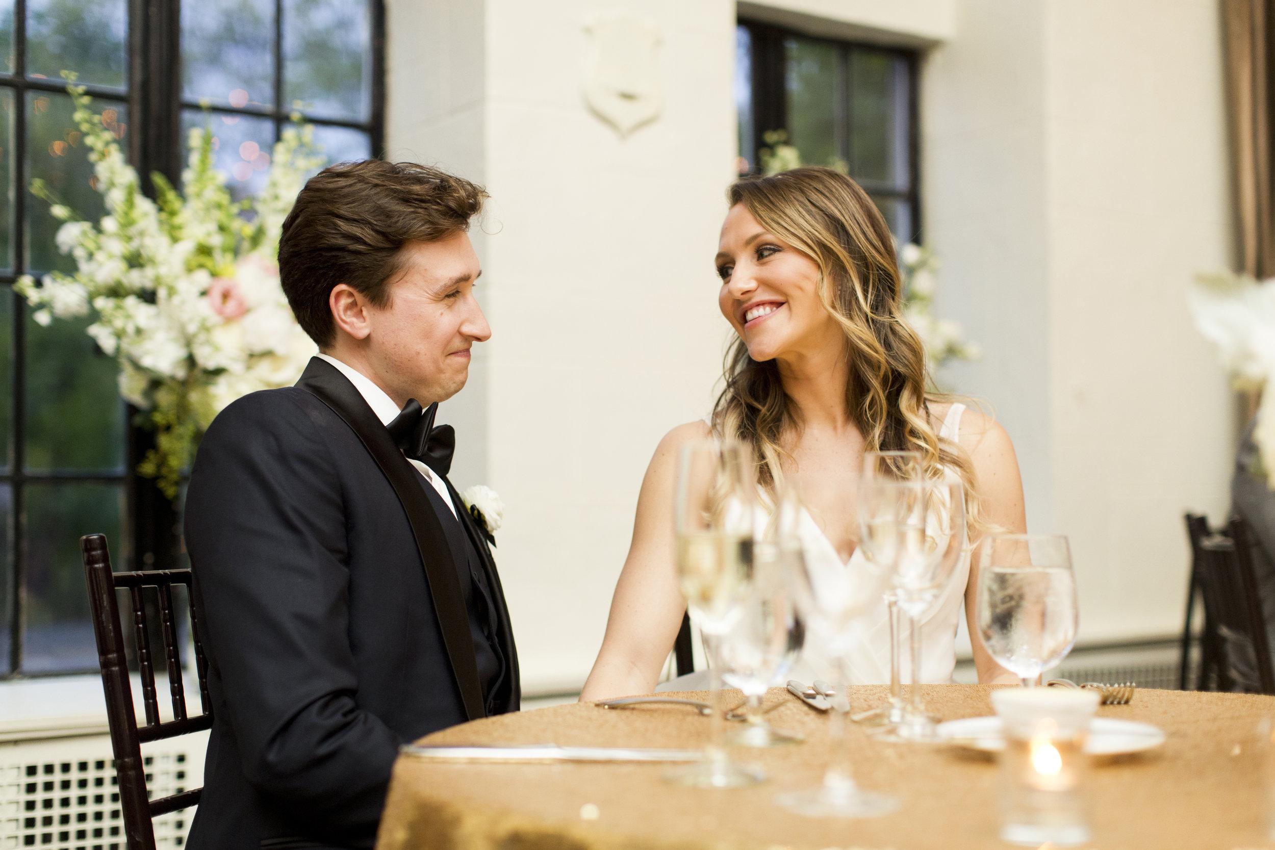 alden castle wedding photos